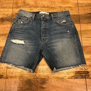 NWOT Reformation Shorts